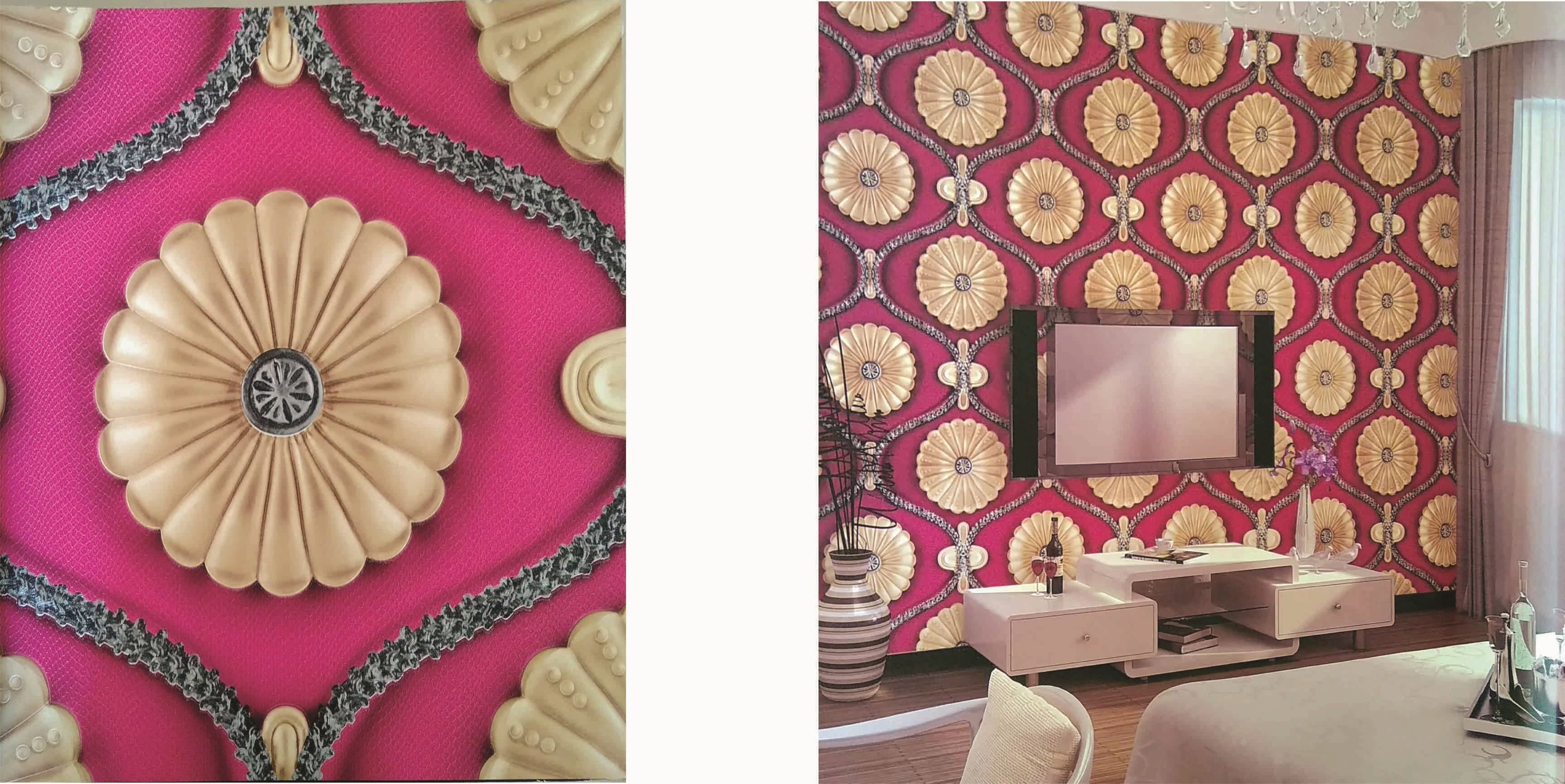 Bedroom Wallpaper for wall in Chennai
