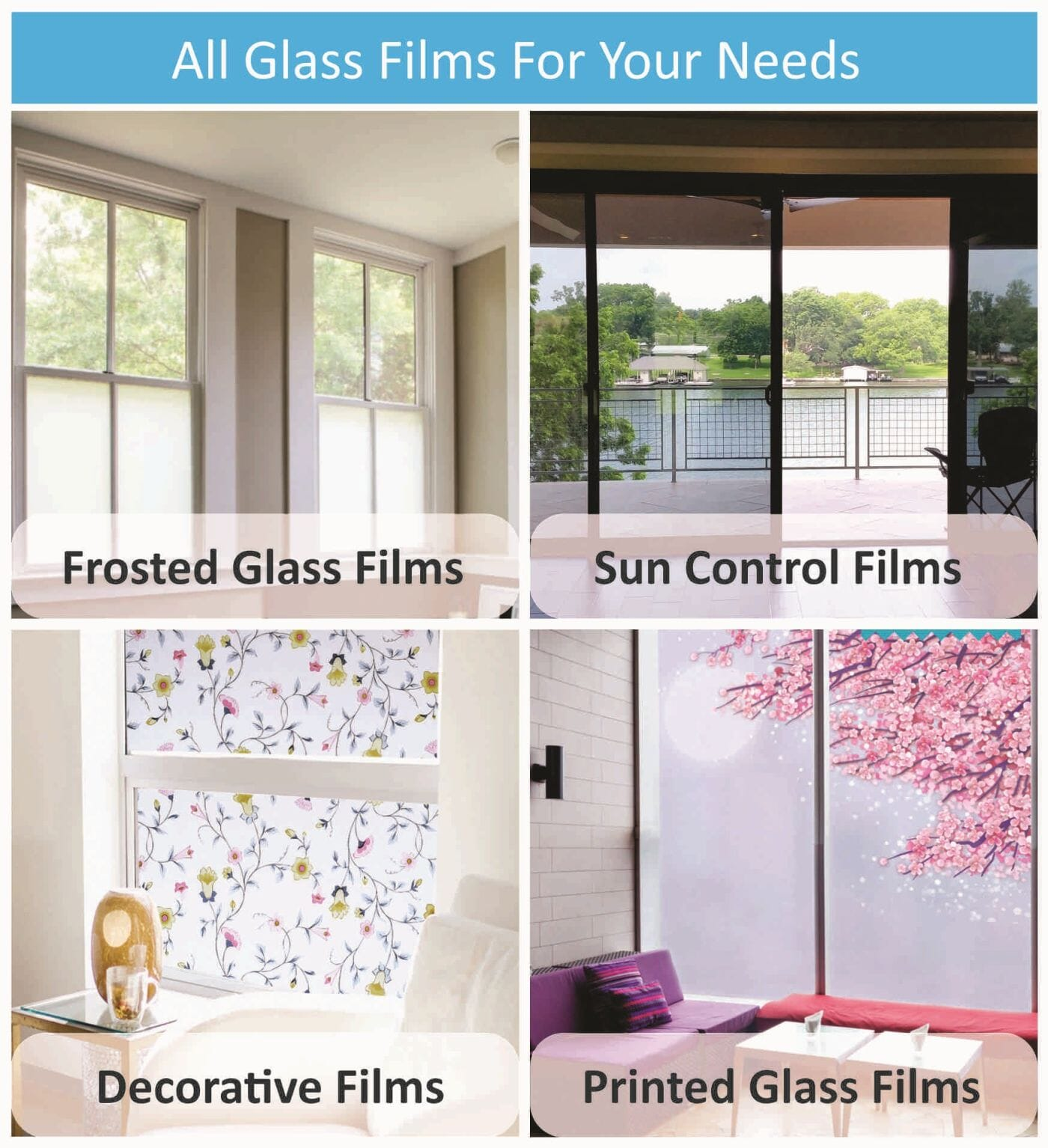 Glass Stickers Chennai