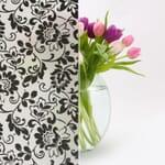 Black floral pattern chennai